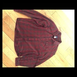 Patagonia Men's Red Flannel Shirt